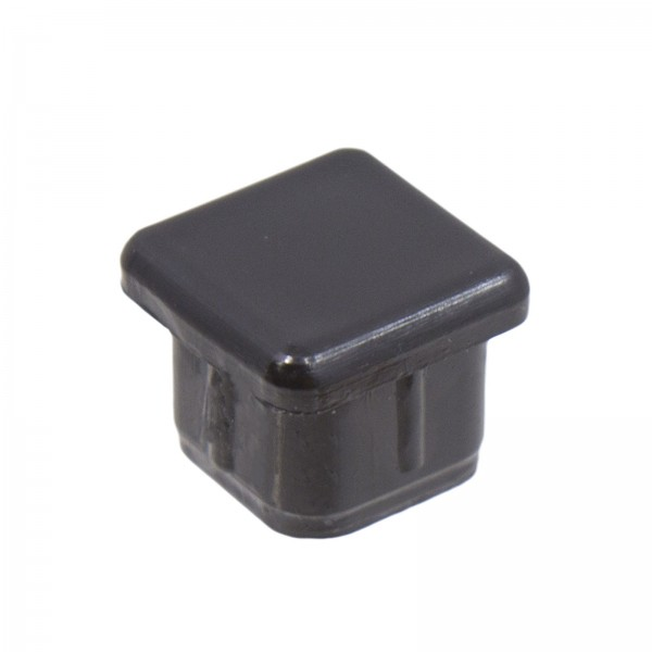 "Picket Plug For 5/8"" Sq. Picket - Black"